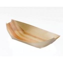 Piroga in legno media