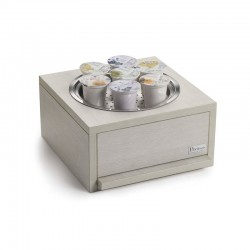 bowl refrigerabile multiuso con coperchio Buffet Compact