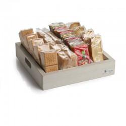 Vassoio multiuso con separatori removibili Buffet Compact
