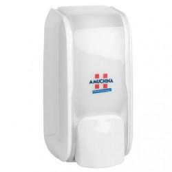 Dispenser dosatore manuale per amuchina gel disinferrante mani