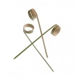 Spiedi in bamboo Ricciolo