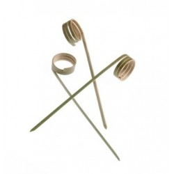 Spiedi in bambù Ricciolo