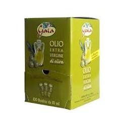 Olio extra vergine di oliva - bustine monodose da 10 ml