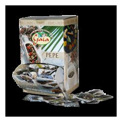 Pepe nero - 500 bustine monodose da 0,2 grammi
